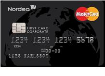 Nordea First Card