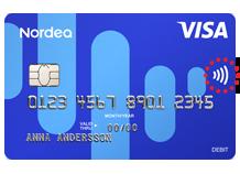 betalning från nordea till swedbank