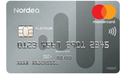 Platinum Mastercard Credit Card